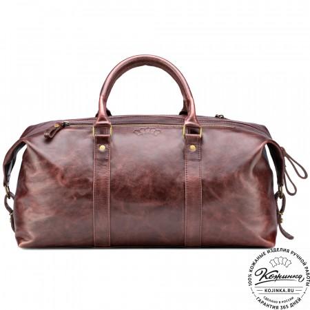 a382caeee1e7 Дорожные кожаные сумки и саквояжи из натуральной кожи. Купить в ...