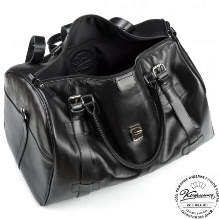 7e551817f245 Дорожные кожаные сумки и саквояжи из натуральной кожи. Купить в ...