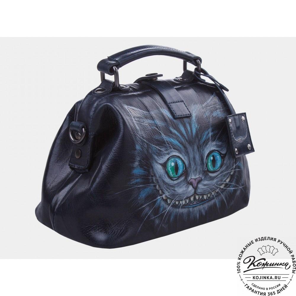 6a0bd38d3124 Женская кожаная сумка-саквояж