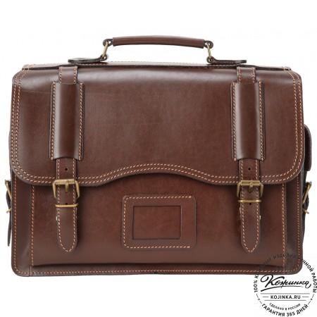 4625b7ee28c1 Купить кожаный портфель в Москве и Санкт-Петербурге с доставкой по ...