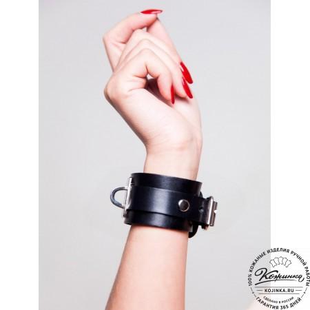Кожаный браслет Albii