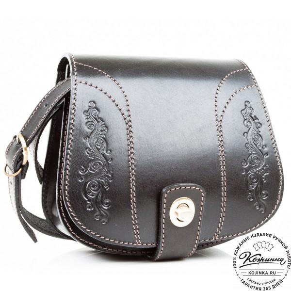 3af902eda136 Кожаная сумка ручной работы