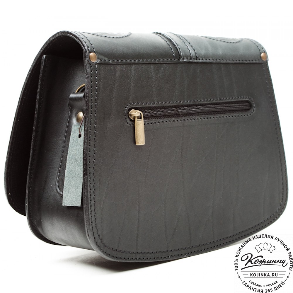 df73b8302ec5 Кожаная сумка ручной работы