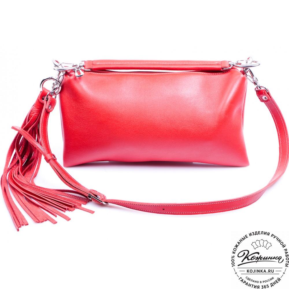 6b7053a0c009 Женская кожаная сумка