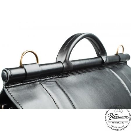"""Кожаный портфель """"Префект"""" - 8"""