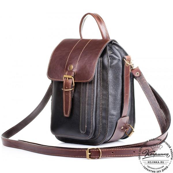 7a46455520a4 Женский кожаный рюкзак ручной работы
