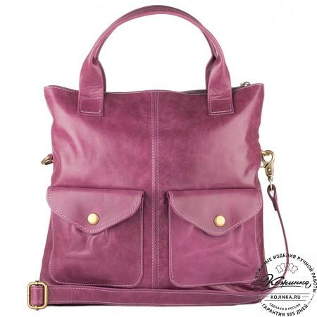 Кожаные сумки  купить сумку из натуральной кожи в Москве и СПб ... ce18be29931